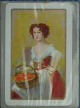 "Antique Collectible playing cards  Nell Gwynn"" Barrabel"